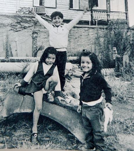 外国人の子供たちが遊ぶ姿が頻繁に見られた。昭和40年代