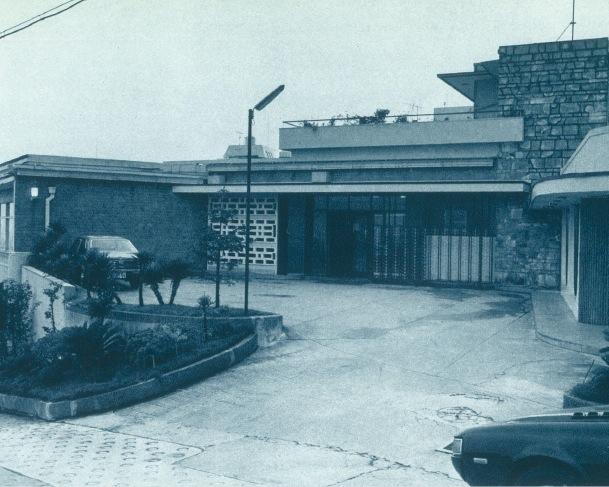 昭和53年頃の北野クラブ