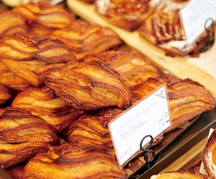 「低温長時間発酵」で、味わい深くもっちりした食感が特徴