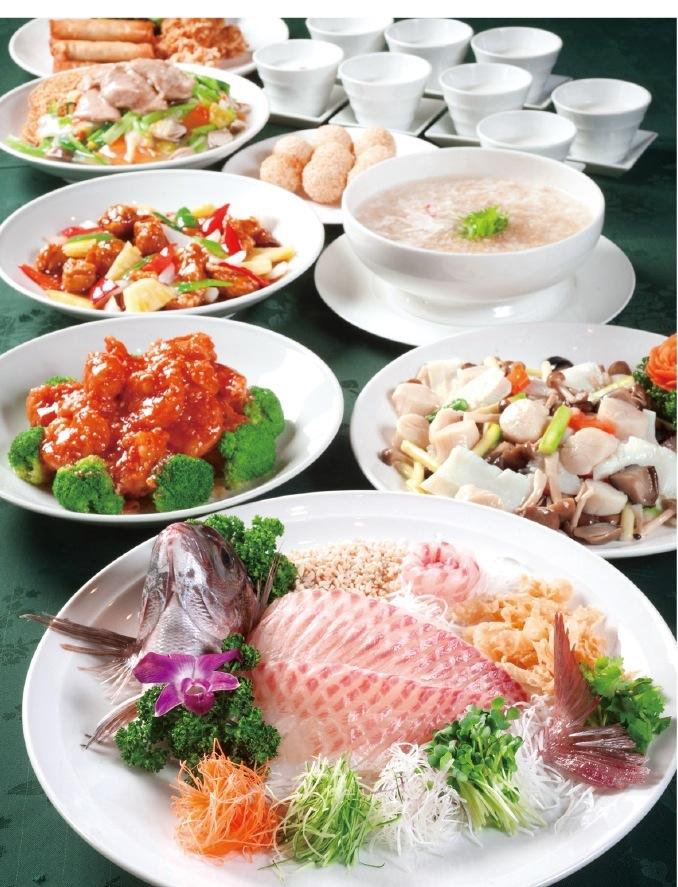 いかり直営の中国料理店「愛蓮」