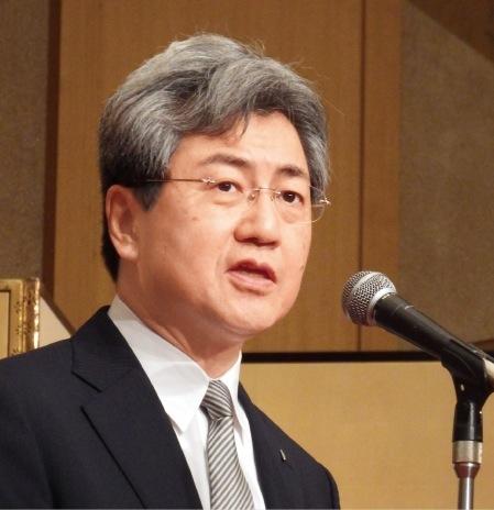 日本医師会副会長 中川 俊男
