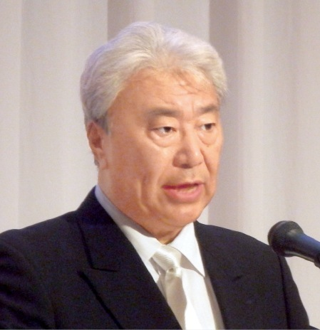 神戸市医師会副会長 岡田 泰長