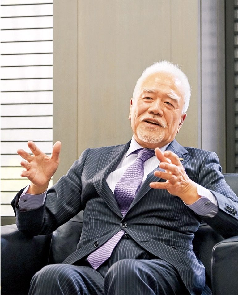 甲南学園 100周年インタビュー|立野 純三 さん | 神戸っ子