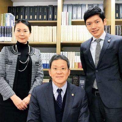 弁護士 藤掛 伸之、弁護士 浦本 真希、弁護士 上田  貴