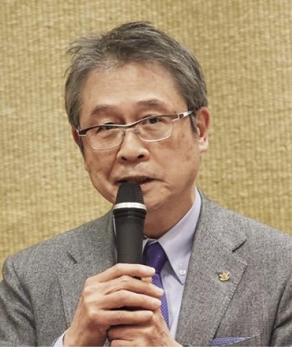 名古屋市医師会副会長 加藤政隆氏